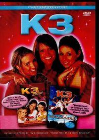 Cover K3 - Toveren Tour Show / In Wonderland [DVD]